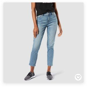 NWT Levi's Denizen High Rise Ankle Slim Jeans 4/5